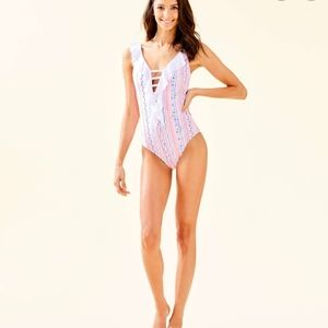 Lilly Pulitzer Carmen One Piece Swimsuit